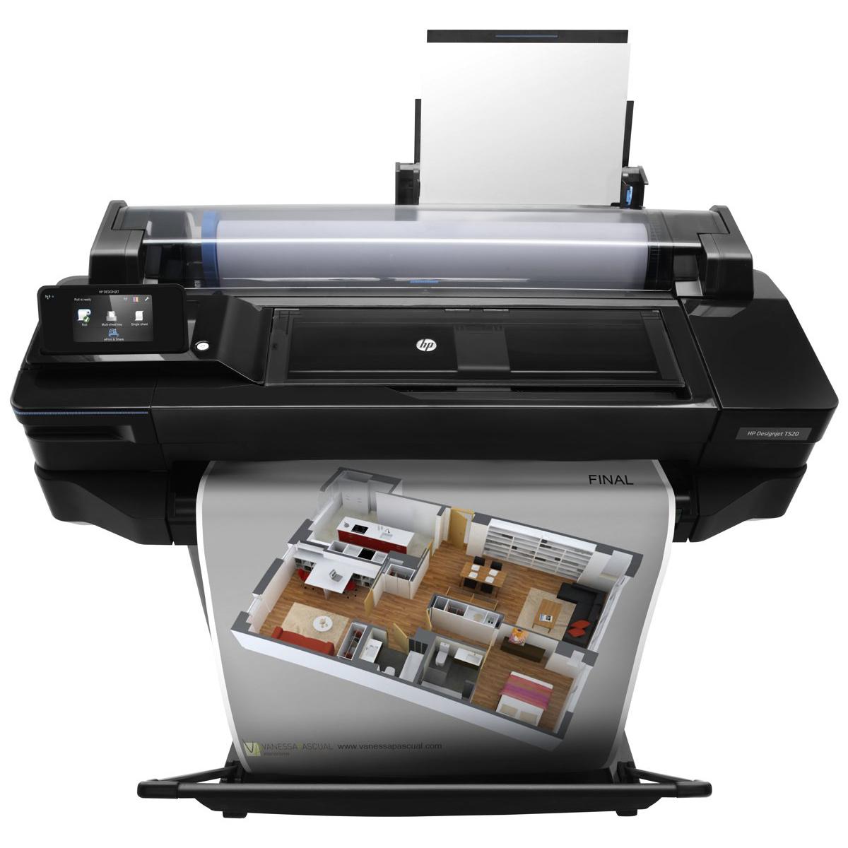 HP Designjet T520 24-in ePrint